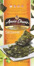 Oh Annie, you make delicious seaweed.