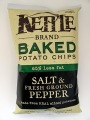 Kettle Baked Potato Chips – Salt & Fresh Ground Pepper